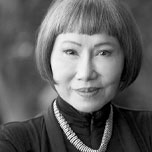Author, Amy Tan