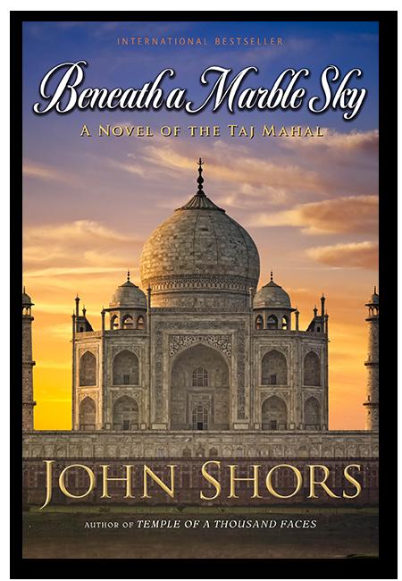 Beneath A Marble Sky - A novel by John Shors