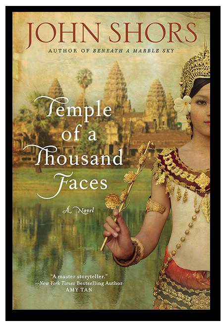 Temple of a Thousand Faces - A novel by John Shors